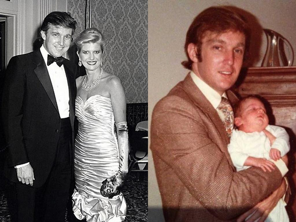 """Tổng thống Donald Trump thời trẻ đẹp trai như """"nam thần"""" với thời trang lịch lãm - 5"""