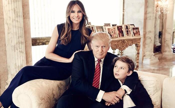 """Tổng thống Donald Trump thời trẻ đẹp trai như """"nam thần"""" với thời trang lịch lãm - 14"""