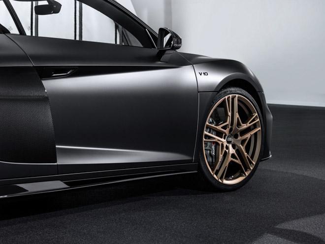 Audi R8 Decennium - Phiên bản kỷ niệm 10 năm động cơ V10 được lắp trên dòng xe R8 - 8