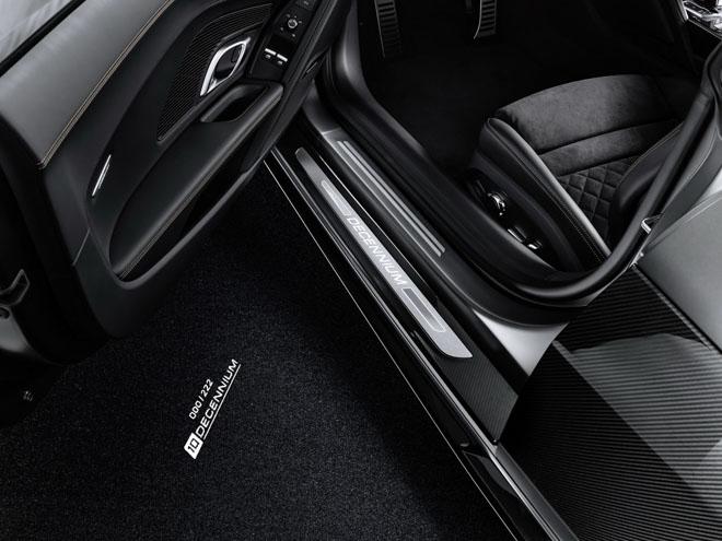 Audi R8 Decennium - Phiên bản kỷ niệm 10 năm động cơ V10 được lắp trên dòng xe R8 - 10