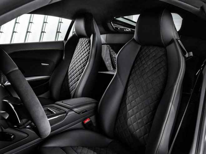 Audi R8 Decennium - Phiên bản kỷ niệm 10 năm động cơ V10 được lắp trên dòng xe R8 - 3