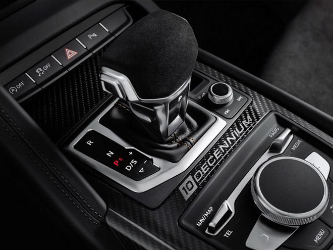 Audi R8 Decennium - Phiên bản kỷ niệm 10 năm động cơ V10 được lắp trên dòng xe R8 - 5