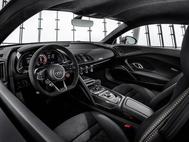 Audi R8 Decennium - Phiên bản kỷ niệm 10 năm động cơ V10 được lắp trên dòng xe R8 - 6