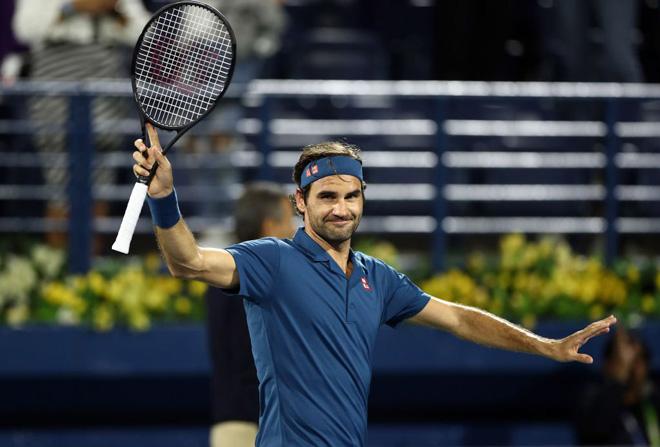 """Federer cán mốc 100 danh hiệu ATP: Giấc mơ có thật của """"Tàu tốc hành"""" - 1"""