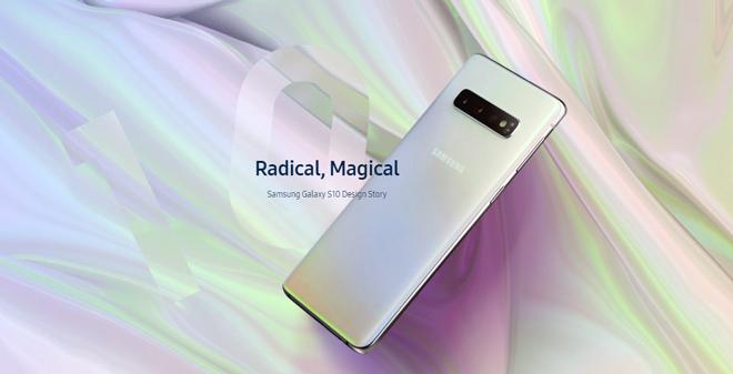 """Bí mật đằng sau thiết kế """"siêu phẩm"""" Galaxy S mới, không phải ai cũng biết - 1"""