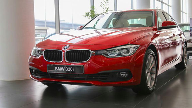 Giá lăn bánh xe BMW 320i 2019 cập nhật mới nhất tại đại lý - 1