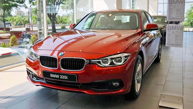 Giá lăn bánh xe BMW 320i 2019 cập nhật mới nhất tại đại lý - 6