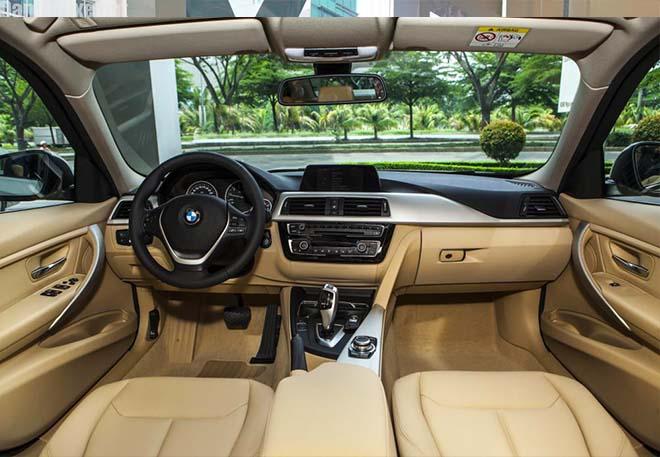 Giá lăn bánh xe BMW 320i 2019 cập nhật mới nhất tại đại lý - 4