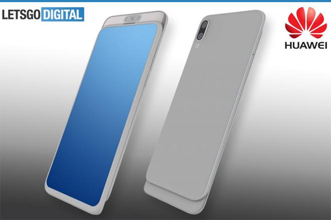 Xử xong smartphone gập lại, Huawei tiến tới smartphone dạng trượt - 2