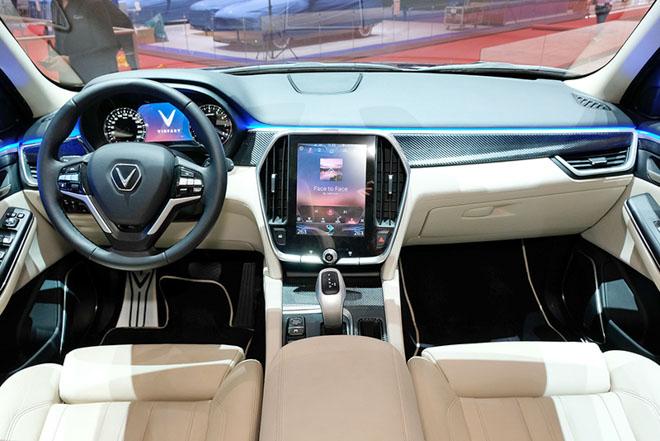 Mẫu SUV VinFast lắp động cơ V8 bất ngờ xuất hiện tại triển lãm Geneva Motor Show 2019 - 6