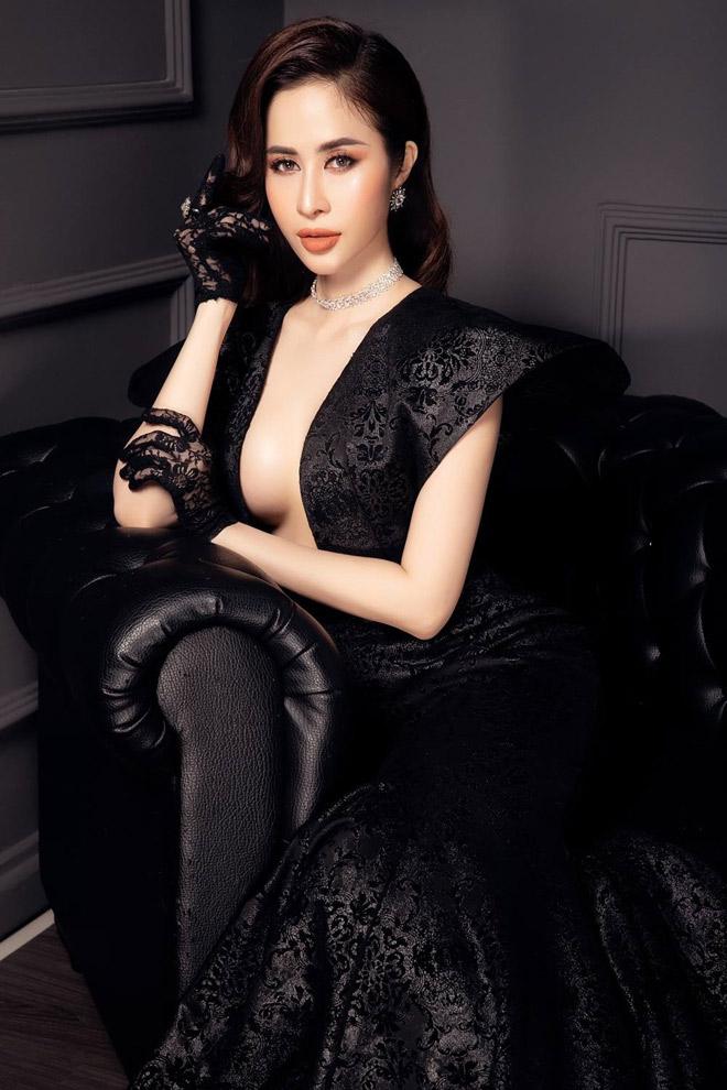 Hoa hậu Princess Ngọc Hân tung hình mới xinh lung linh trước thềm 8/3 - 2