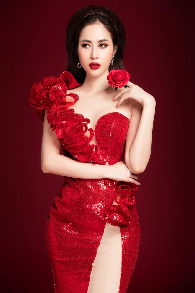 Hoa hậu Princess Ngọc Hân tung hình mới xinh lung linh trước thềm 8/3 - 5