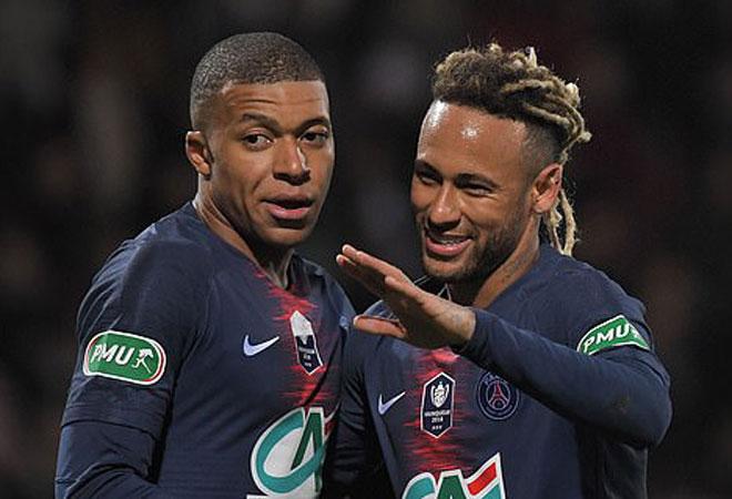 """""""Pele mới"""" Mbappe ở tuổi 20: Ronaldo & Messi thời bằng tuổi cũng """"hít khói"""" - 1"""