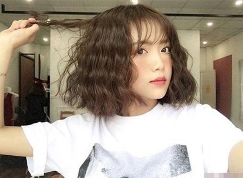 Gợi ý bạn gái những kiểu tóc ngắn đẹp nhất 2019 - 8