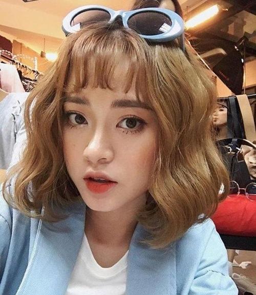 Gợi ý bạn gái những kiểu tóc ngắn đẹp nhất 2019 - 7
