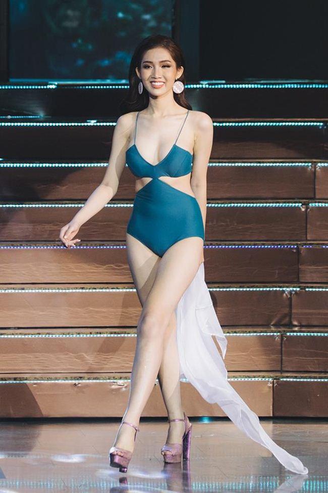 Phần thi bikini, dạ hội của đại diện Việt tại bán kết Hoa hậu Chuyển giới Quốc tế - 1