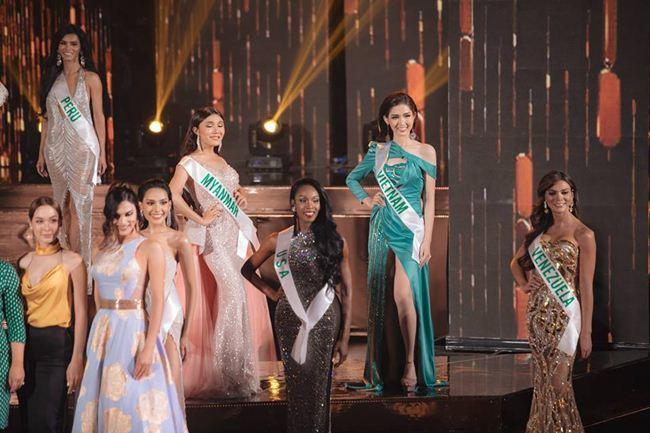 Phần thi bikini, dạ hội của đại diện Việt tại bán kết Hoa hậu Chuyển giới Quốc tế - 4