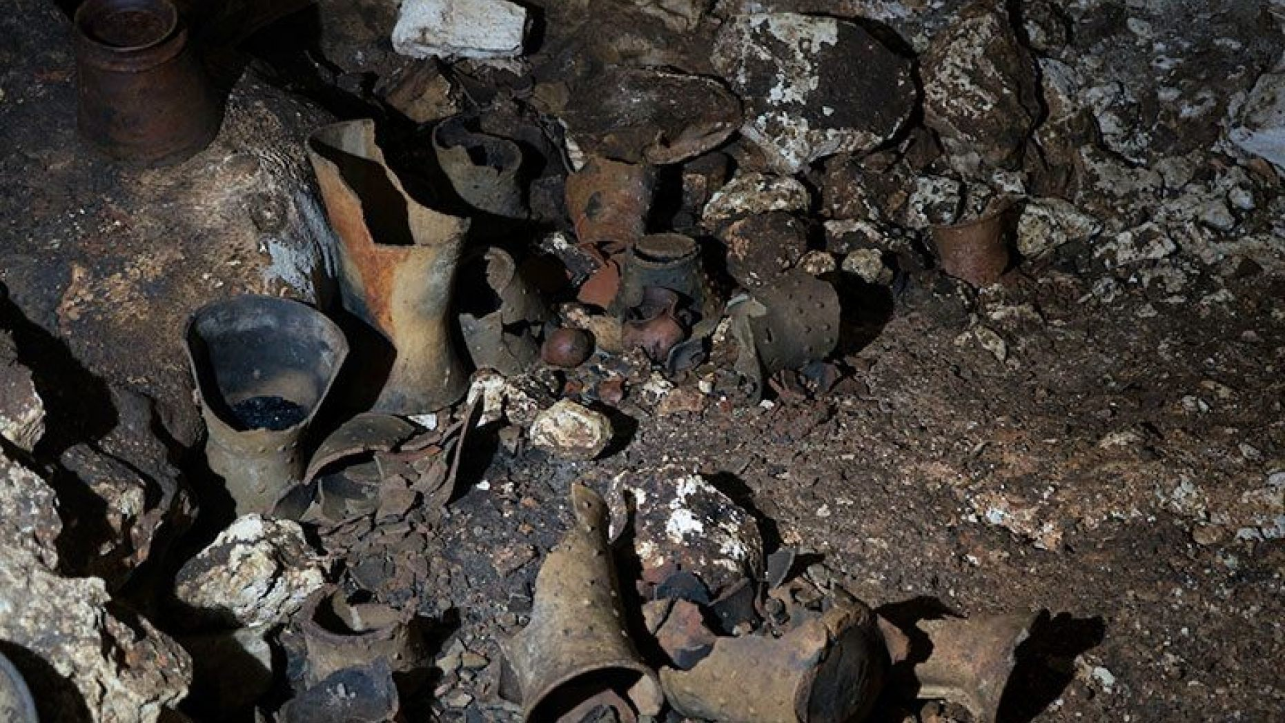 """Bên trong hang động """"thần bí"""" 1.000 năm tuổi của người Maya - 3"""