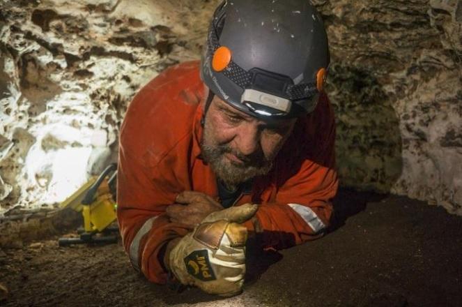 """Bên trong hang động """"thần bí"""" 1.000 năm tuổi của người Maya - 4"""