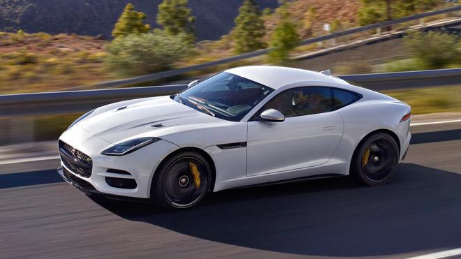 """Á hậu Huyền My """"tậu"""" xe thể thao Jaguar F-Type giá 6 tỷ đồng - 6"""