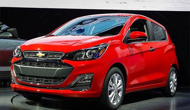 Cập nhật bảng giá xe Chevrolet 2019 mới nhất - Cơ hội mua xe với mức ưu đãi hàng chục triệu đồng - 6