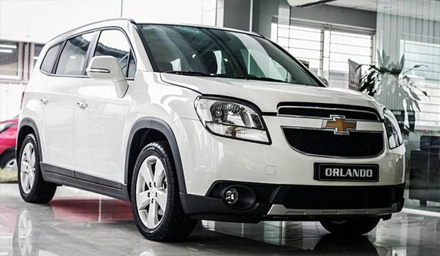 Cập nhật bảng giá xe Chevrolet 2019 mới nhất - Cơ hội mua xe với mức ưu đãi hàng chục triệu đồng - 7