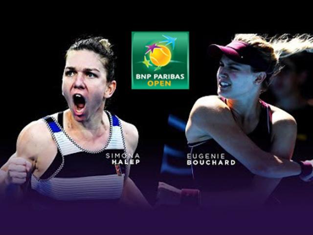 Kết quả thi đấu tennis giải Indian Wells 2019 - đơn nữ