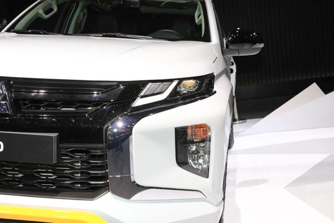 """Mitsubishi trưng bày Triton 2019 phiên bản cứu hộ """"Mountain Rescue"""" tại GMS 2019 - 6"""