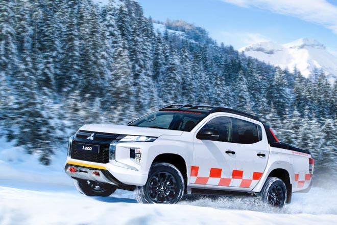 """Mitsubishi trưng bày Triton 2019 phiên bản cứu hộ """"Mountain Rescue"""" tại GMS 2019 - 8"""