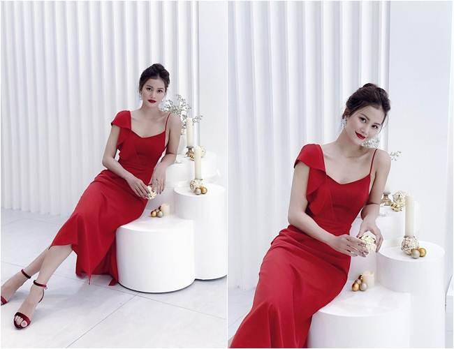 Xiêm y gợi cảm tôn thân hình như búp bê sống của người đẹp Sài Gòn - 6