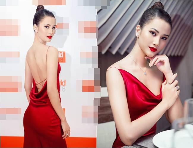 Xiêm y gợi cảm tôn thân hình như búp bê sống của người đẹp Sài Gòn - 4