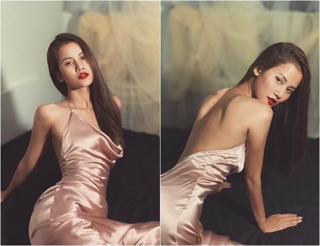 Xiêm y gợi cảm tôn thân hình như búp bê sống của người đẹp Sài Gòn - 3