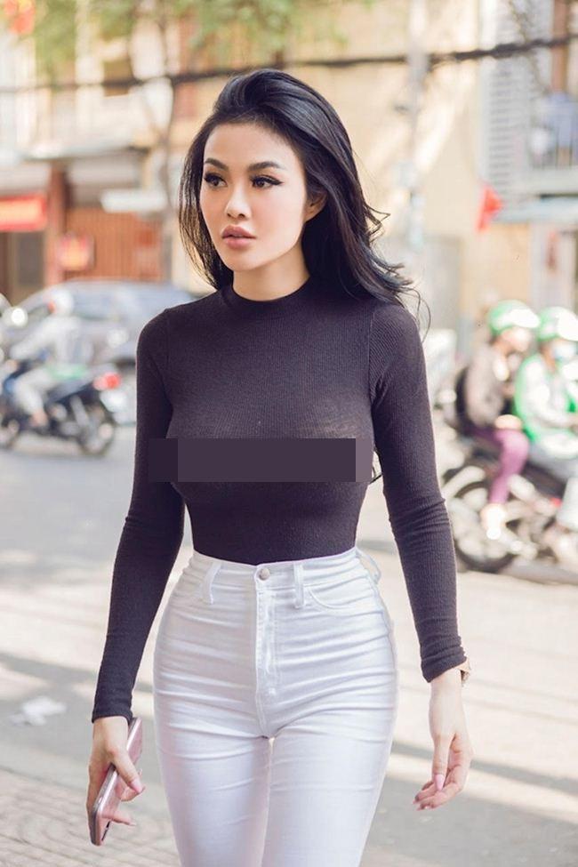 """""""Hot girl ăn chơi nhất nhì Sài Gòn"""" Julia Hồ: Thời đại nào mặc sexy lại là gái hư? - 1"""