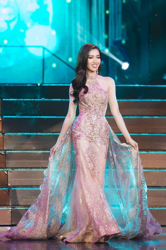 Đỗ Nhật Hà dừng chân top 6 Hoa hậu chuyển giới Quốc tế 2019 - 4