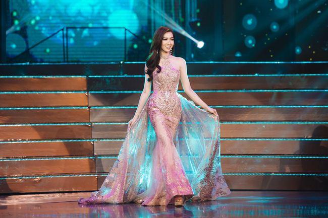 Đỗ Nhật Hà dừng chân top 6 Hoa hậu chuyển giới Quốc tế 2019 - 3