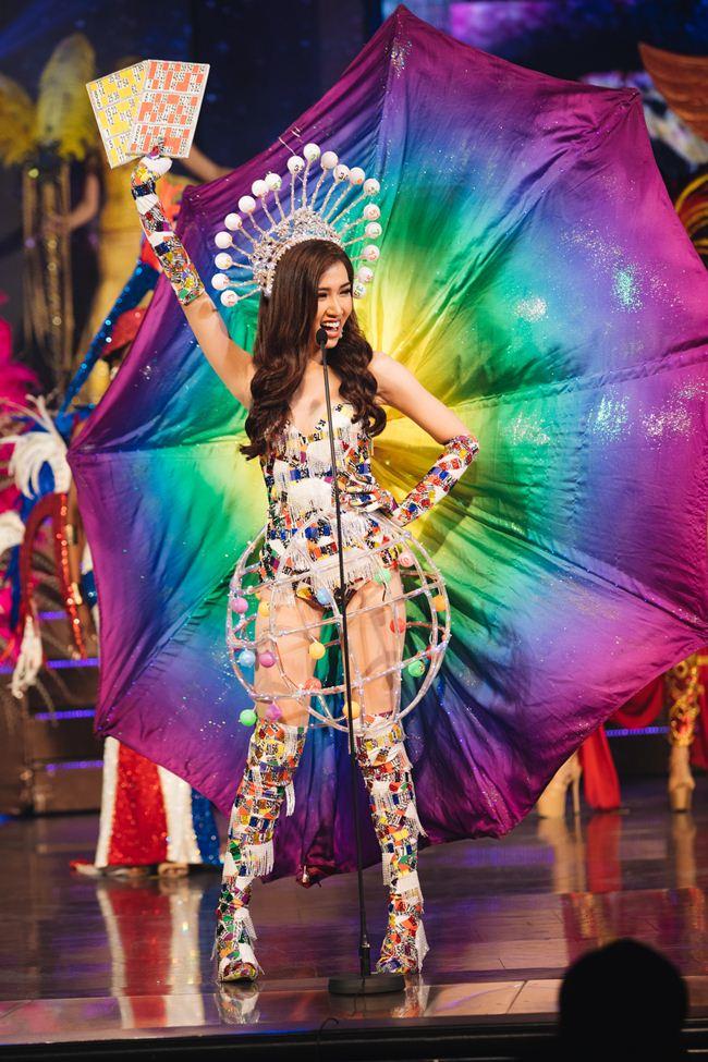 Đỗ Nhật Hà dừng chân top 6 Hoa hậu chuyển giới Quốc tế 2019 - 7