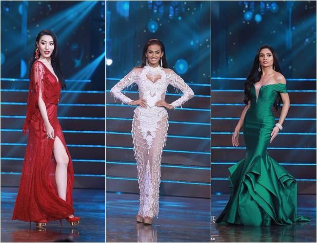 Đỗ Nhật Hà dừng chân top 6 Hoa hậu chuyển giới Quốc tế 2019 - 5