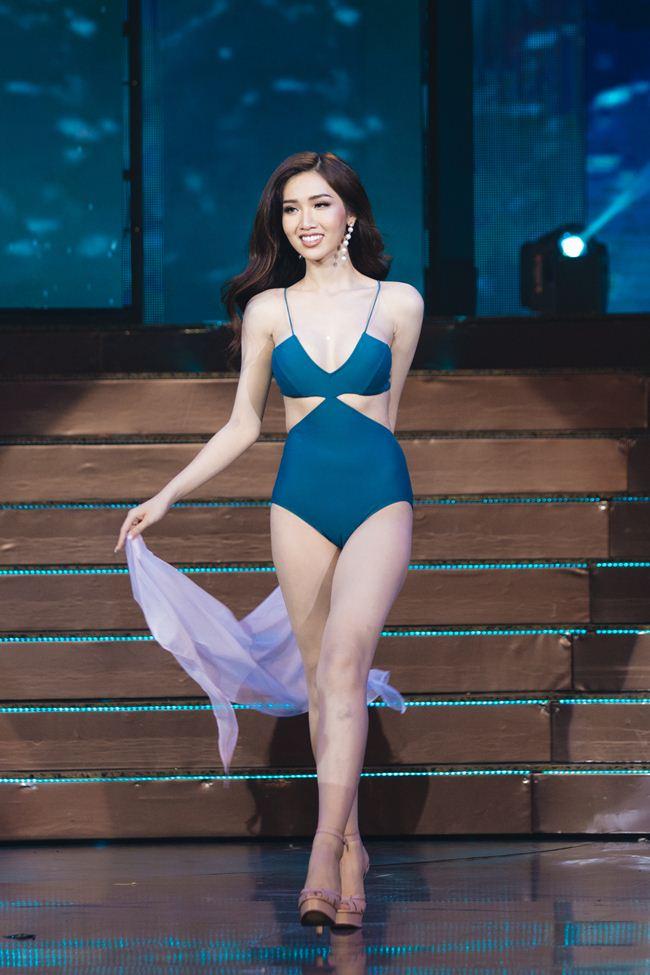Đỗ Nhật Hà dừng chân top 6 Hoa hậu chuyển giới Quốc tế 2019 - 2