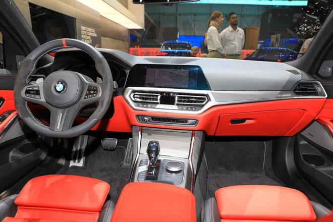 BMW giới thiệu sedan hiệu suất cao M340i tại GMS 2019 - 6
