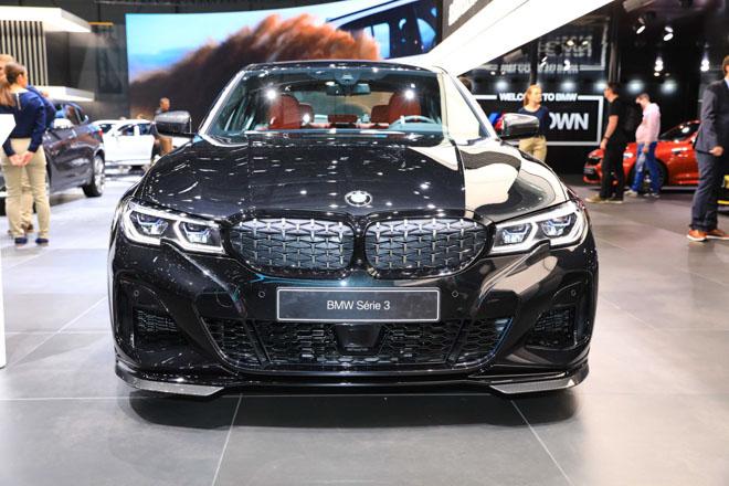 BMW giới thiệu sedan hiệu suất cao M340i tại GMS 2019 - 1