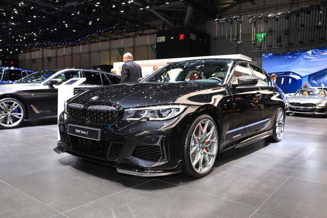 BMW giới thiệu sedan hiệu suất cao M340i tại GMS 2019 - 2