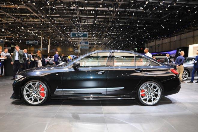 BMW giới thiệu sedan hiệu suất cao M340i tại GMS 2019 - 3
