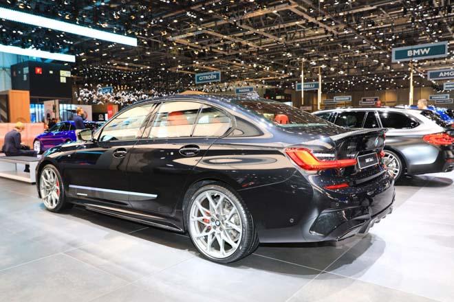 BMW giới thiệu sedan hiệu suất cao M340i tại GMS 2019 - 4