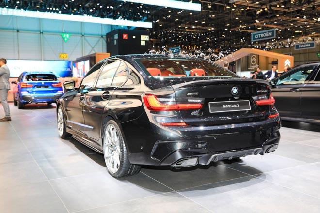 BMW giới thiệu sedan hiệu suất cao M340i tại GMS 2019 - 14