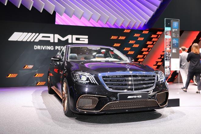 """Mercedes-Benz S65 AMG """"Final Edition"""" - Chiếc S-Class cuối cùng gắn động cơ V12 - 1"""