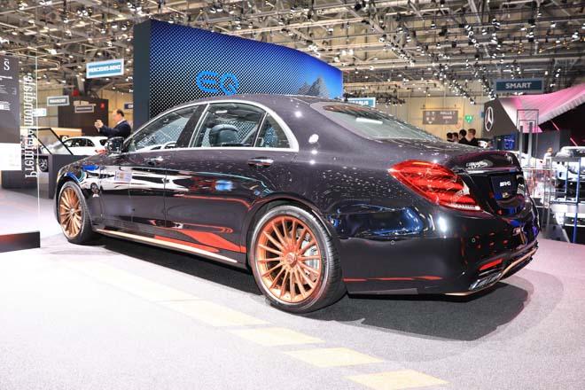 """Mercedes-Benz S65 AMG """"Final Edition"""" - Chiếc S-Class cuối cùng gắn động cơ V12 - 6"""