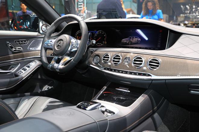 """Mercedes-Benz S65 AMG """"Final Edition"""" - Chiếc S-Class cuối cùng gắn động cơ V12 - 7"""