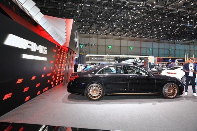 """Mercedes-Benz S65 AMG """"Final Edition"""" - Chiếc S-Class cuối cùng gắn động cơ V12 - 11"""