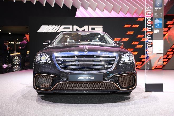 """Mercedes-Benz S65 AMG """"Final Edition"""" - Chiếc S-Class cuối cùng gắn động cơ V12 - 3"""