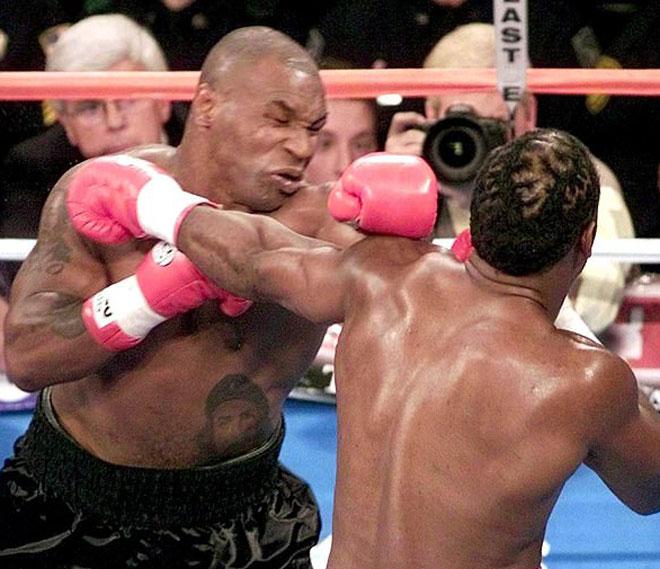 2300 tỷ đồng để Mike Tyson thượng đài: Kình địch buông lời khó nghe - 1